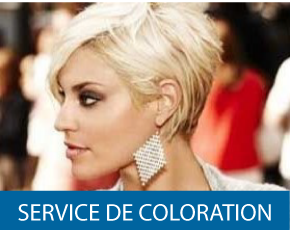 Service de coloration